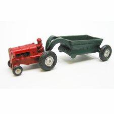 Gentleman Farmer Replica Farm Toy Tractor Figurine