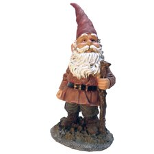 <strong>Design Toscano</strong> Dreamer the Garden Gnome Statue