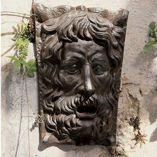 <strong>Design Toscano</strong> The Rotherfield Pub Greenman Cast Iron Wall Décor