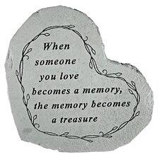 Someone You Love...Memorial Garden Marker Stepping Stone