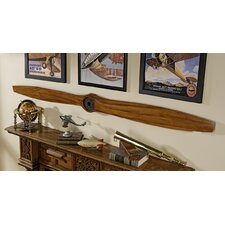 <strong>Design Toscano</strong> The Great War Biplane Propeller Wall Décor