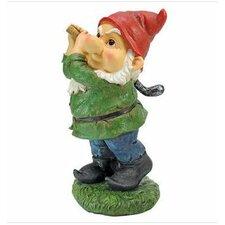Bogey Burt Garden Gnome Statue