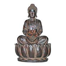 Endless Serenity Buddha Sculptural Fountain