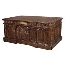 Oval Office Presidents' H.M.S. Resolute Executive Desk