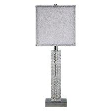 Crystal Cascade Table Lamp