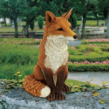<strong>Design Toscano</strong> Simon The Fox Garden Statue