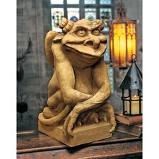 <strong>Design Toscano</strong> Oscar The Gargoyle with Attitude Statue