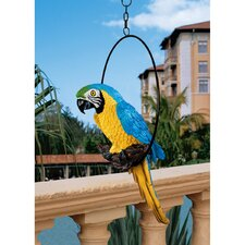 Polly in Paradise Parrot Statue