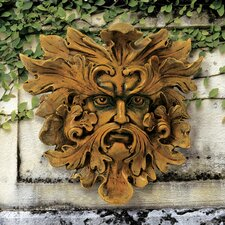 <strong>Design Toscano</strong> Oak King Greenman Wall Decor