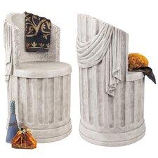 Baths of Caracalla Spa Stool