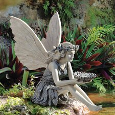 <strong>Design Toscano</strong> The Sunflower Fairy Statue
