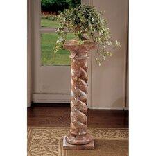 Venetian Doges Pedestal Plant Stand