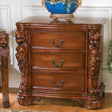 Lord Raffles Lion Console Table