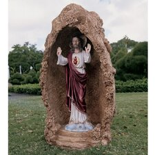 <strong>Design Toscano</strong> Meditation Grotto of Sorrento Garden Statue