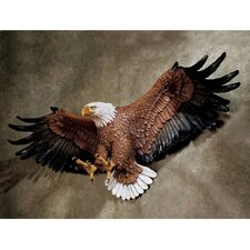 Freedom's Pride American Eagle Wall Sculpture