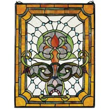 Kendall Manor Stained Glass Window