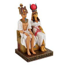 <strong>Design Toscano</strong> Egyptian Osiris and Isis Union Beyond Death Figurine