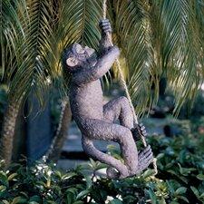 Makokou The Climbing Monkey Statue