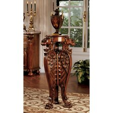 Evenswood Manor Winged Lion End Table