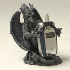 <strong>Design Toscano</strong> Versilius the Dragon Mp3 Player/Cell Phone Holder