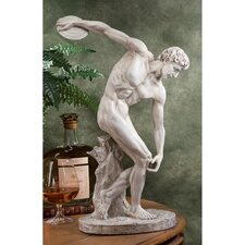 Discobolos Figurine