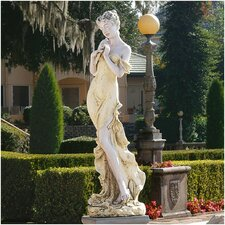 <strong>Design Toscano</strong> Thalia Muse of The Garden Oversized Statue