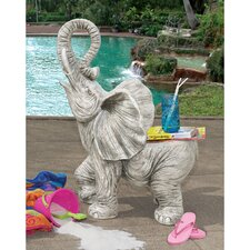 <strong>Design Toscano</strong> Good Fortune Elephant Statue
