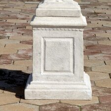 <strong>Design Toscano</strong> Larkin Arts and Crafts Architectural Plinth Pedestal