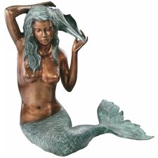 <strong>Design Toscano</strong> Mermaid of the Isle of Capri Large Statue
