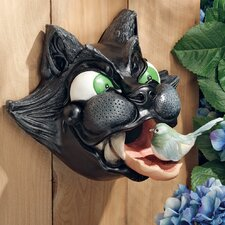 <strong>Design Toscano</strong> Cat-Astrophe Sculptural Birdhouse