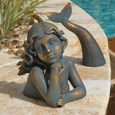 Merissa Siren of The Sea Mermaid Statue