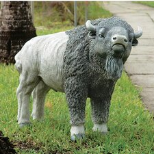 The Great Buffalo Statue