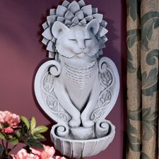 <strong>Design Toscano</strong> Purr Wall Décor
