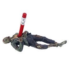 Impaled Zombie Desk Accessory (Set of 2)