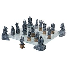Dragons of the Realm Chess Set