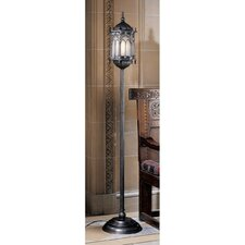 Aberdeen Manor Gothic Lantern Floor Lamp