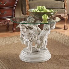 <strong>Design Toscano</strong> Bernini's Cherubs Coffee Table