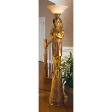 King Tut Sculptural Floor Lamp