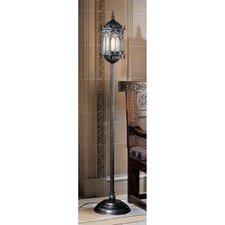 Aberdeen Manor Gothic Lantern Floor Lamp (Set of 2)