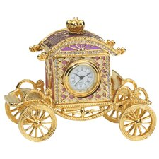 <strong>Design Toscano</strong> Collectible Renaissance Carriage Box