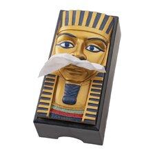 Egyptian King Tut Tissue Box Cover