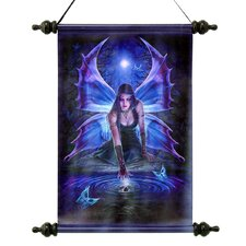 Immortal Flight Gothic Fairy Graphic Art on Canvas