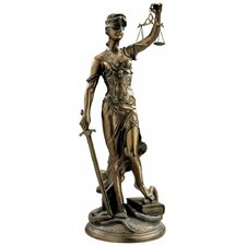 Themis, Goddess of Justice Figurine