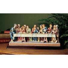 <strong>Design Toscano</strong> The Last Supper Sculpture