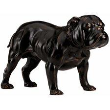 Lord Byrons Bulldog Figurine
