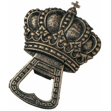 <strong>Design Toscano</strong> The King's Crown Cast Iron Bottle Opener