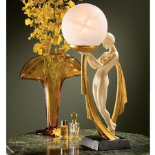 The Desiree Art Deco Lighted Sculpture