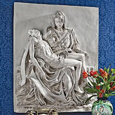 <strong>Design Toscano</strong> Pieta Sculptural Wall Décor