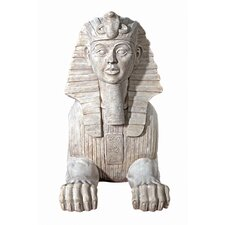 Grand Stone Egyptian Sphinx Statue