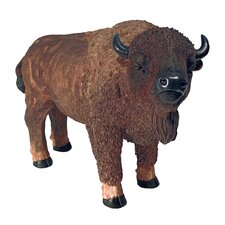 The American Buffalo Statue